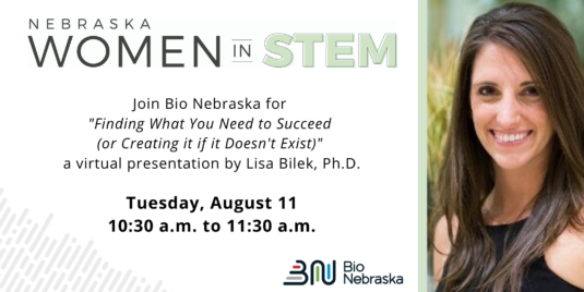Nebraska Women in STEM: Finding What You Need to Succeed