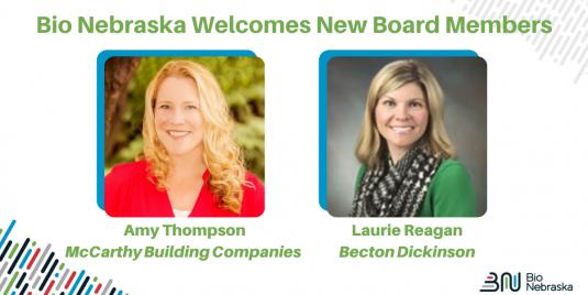Bio Nebraska Welcomes New Board Members